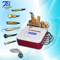 NEW ARRIVAL! bipolar rf iontophoresis multifunctional beauty machine