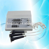 TM-263A 3 handles ultrasonic facial beauty device facelift equipment