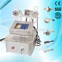 ultrasonic rf vacuum cavitation velashape machine for weight loss