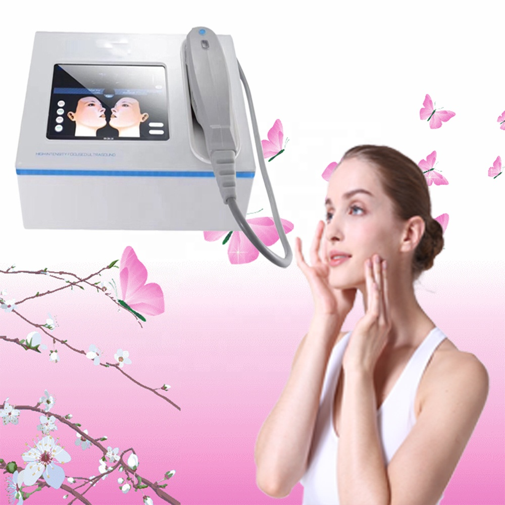 Portable hifu anti-wrinkle machine/Mini home use hifu machine