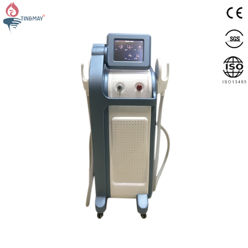 Sculpting Beauty Equipment Hi-emt Electromagnetic Muscle Stimulation Body Slimming Ultrashape Machine